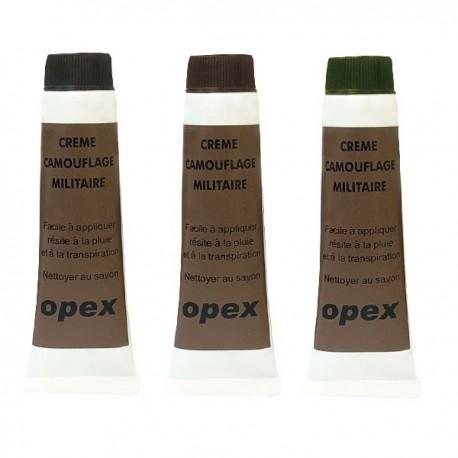 Lot de 3 Tubes de Camouflage OPEX - camouflage militaire tenue militaire Quaerius