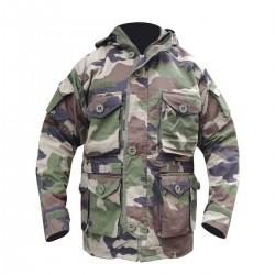 Veste Guérilla Camouflage CE Ripstop OPEX - Equipement militaire Habillement Quaerius