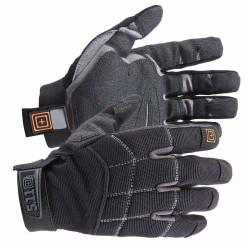 Gants Station Grip 5.11 Tactical - Equipements Militaire gants tactique de palpation Quaerius