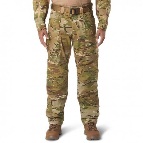 Pantalon XPRT Tactical Camouflage 5.11 Tactical - Equipement militaire sécurité Quaerius