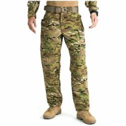 Pantalon TDU Camouflage 5.11 Tactical - Equipement militaire sécurité Quaerius