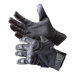 Gants Hardtime 5.11 Tactical - Equipements Militaire gants d'intervention tactique cuir Quaerius