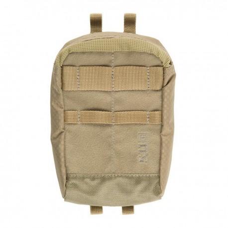 Poche Ignitor Notebook 5.11 Tactical - Equipement militaire poche notebook sac à dos Quaerius