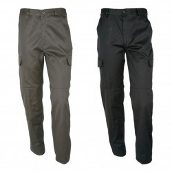 Pantalon Tactique Basic Polycoton