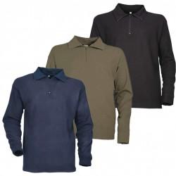 Chemise F1 Polaire Kaki Cityguard - Vêtement Agent Sécurité Cityguard Quaerius
