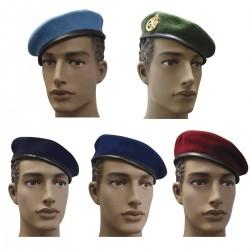 Béret Militaire - Equipement militaire Habillement Quaerius
