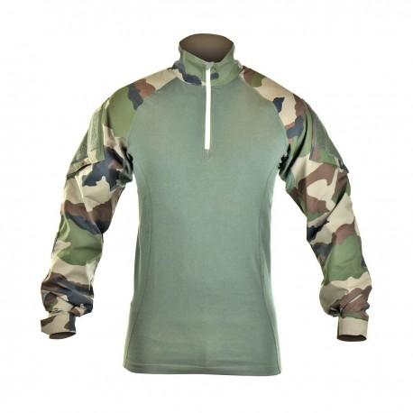 Chemise Rapid Assault Camouflage CE FR - Equipement militaire chemise armée française Quaerius