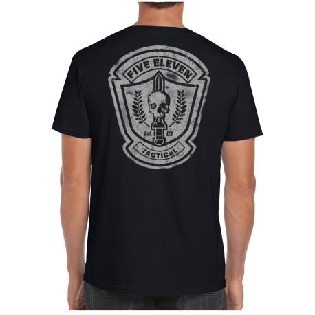 "T-Shirt Epée & Crane ""Gladius"" (Précommande) 5.11 Tactical - Equipement militaire t-shirt humoristique Quaerius"