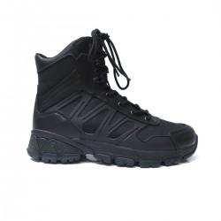 Rangers Mi-hauteur Patrol Equipement - Chaussures agent de sécurité - Rangers agent de sécurité Quaerius