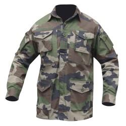 Chemise Guerilla Ripstop CE OPEX - Equipement militaire chemise militaire armée de terre française Quaerius