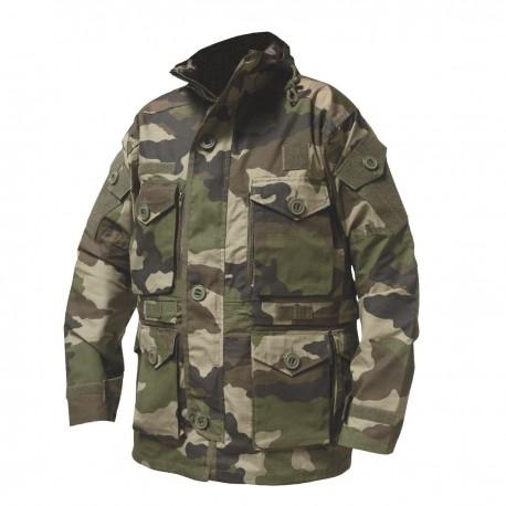 Veste Guerilla Intempéries Camouflage CE Opex - tenue militaire armée de terre camouflage CE Quaerius