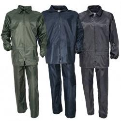 Tenue de Pluie Enduit Cityguard - Vêtement Agent de Sécurité Cityguard Quaerius