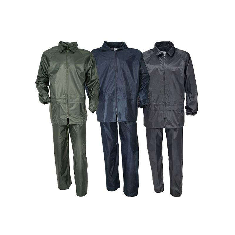 tenue de pluie enduite pvc cityguard tenues de pluie sur v tements militaire et. Black Bedroom Furniture Sets. Home Design Ideas