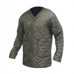Doublure Matelassé pour Veste Guérilla Opex - tenue militaire veste armée de terre Quaerius