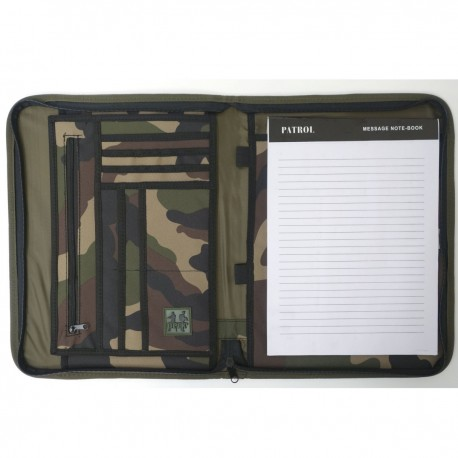 Porte-Documents A4 OPEX - Equipement militaire Papeterie Quaerius