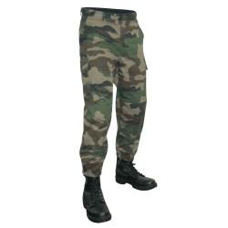 Pantalon F2 Armée de Terre Camouflage CE Opex - Tenue militaire pantalon armée française Quaerius