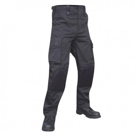 Pantalon Guerilla Ripstop Noir Opex - Tenue militaire pantalon militaire Quaerius
