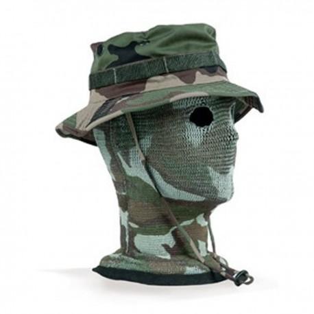 Cagoule Filet Camouflage CE DCA France - Tenue militaire cagoule armée de terre Quaerius