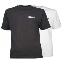 Tee Shirt Agent Sécurité Cityguard - Vêtement Agent de Sécurité Cityguard Quaerius