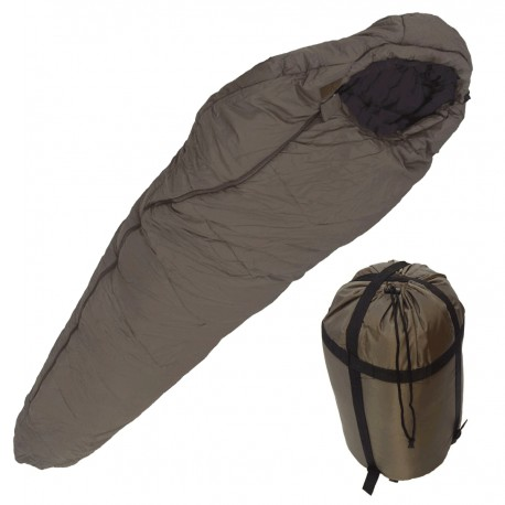 Sac de Couchage Grand Froid EXTREME OPEX - Tenue militaire sac de couchage armée de terre française Quaerius