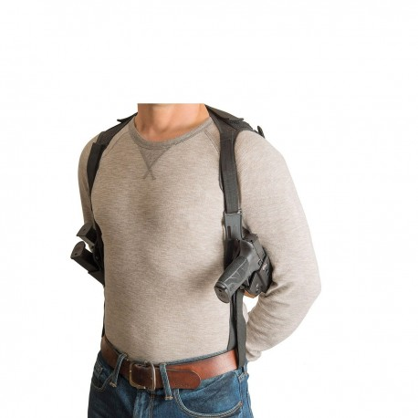Plateforme d'Epaule pour Etui et Porte Chargeurs Rotatifs - equipement harnais police gendramerie sécurité Quaerius