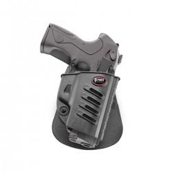 Holster Rigide pour Beretta 92FS Pamas - equipement rangement armes sécurité Quaerius