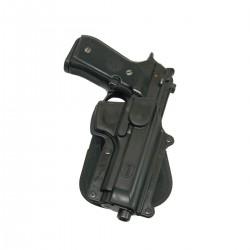 Holster Rigide pour Beretta 92F/96 Pamas - equipement accessoires pour armes Quaerius
