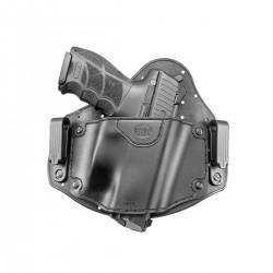 Holster à Port Discret Universel - équipement police rangement armes Quaerius