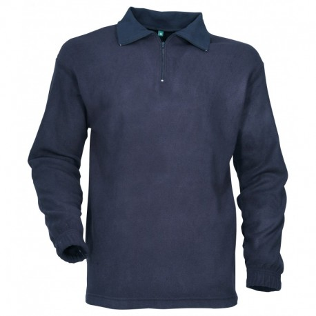Chemise F1 Polaire Marine Cityguard - Vêtement Agent Sécurité Cityguard Quaerius