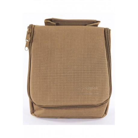 Trousse de toilette Essential Wash Bag Snugpak - Trousse de toilette militaire tactique Quaerius