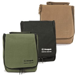 Trousse de toilette Essential Wash Bag Snugpak - Trousse de toilette militaire tactique Quaerius