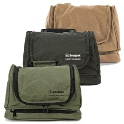 Trousse de toilette Luxury Wash Bag Snugpak - Equipements Militaire Quaerius