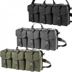 Sac 3 Compartiments TACVEC CONTAINER Tasmanian Tiger - bagagerie médicale tasmanian tiger Quaerius