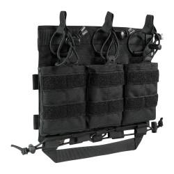 Panneau Porte-chargeurs M4 Tasmanian Tiger - Equipement militaire police Quaerius
