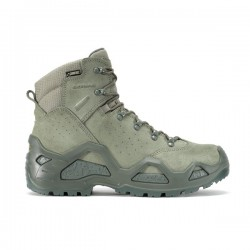 Chaussure Z-6S GTX Vert Sauge - Chaussure Militaire Lowa - Equipements Militaire Chaussures Quaeriusre Militaire Lowa - Equipeme