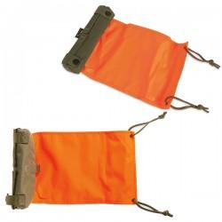 Poche avec Drapeau orange dépliable Tac Marker System Tasmanian Tiger - Bagagerie tactique militaire tasmanian tiger Quaerius