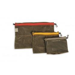 Set de 3 Pochettes en Mesh Tasmanian Tiger - bagagerie militaire tactique Tasmanian Tiger Quaerius