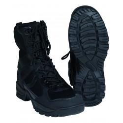 Chaussures Patrol 1 Zip - Chaussures Marche Militaire Cuir Quaerius