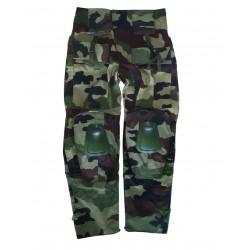 Pantalon Combat Warrior - Pantalons Bas de treillis Quaerius