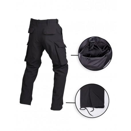 Pantalon SoftShell Explorer - Pantalons Cargo / Terrain Quaerius
