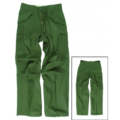Pantalon US Mod 65 Nyco - Pantalons Cargo / Terrain Quaerius