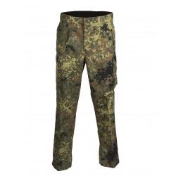 Pantalon BW Camouflage - Pantalons Bas de treillis Quaerius