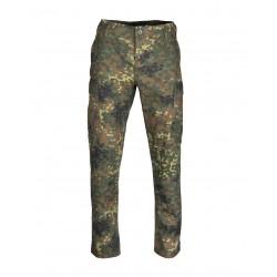 Pantalon US BDU Ripstop Slim Fit Camouflage - Pantalons Bas de treillis Quaerius