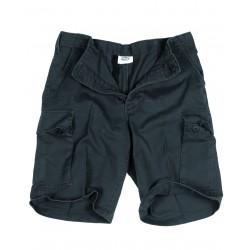 Bermuda BW Moleskine Délavé - Bermudas / Shorts Quaerius
