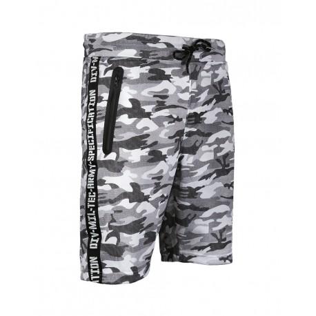 Short de Sport Camouflage - Bermudas / Shorts Quaerius