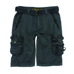 Short Vintage Survival Délavé - Bermudas / Shorts Quaerius