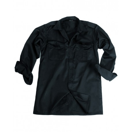 Chemise Classique Manches Longues - Chemises Ville / Chic Quaerius