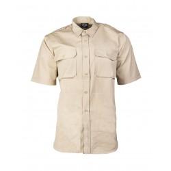 Chemise Tropicale Manches Courtes - Chemises Ville / Chic Quaerius
