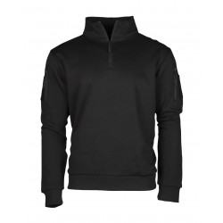 Sweat-Shirt Tactique Avec Zip - Sweat-Shirts Quaerius