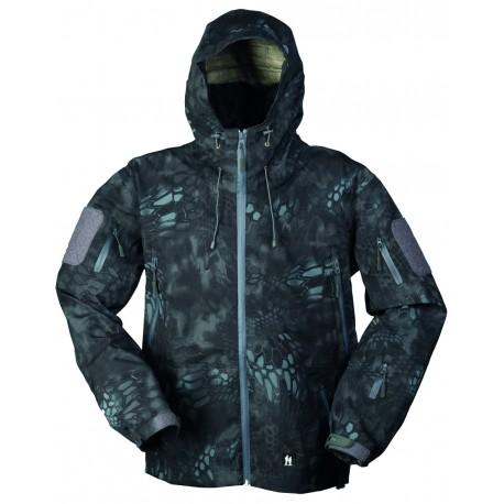 Veste Hardshell Respirante Camouflage - Hardshell Quaerius
